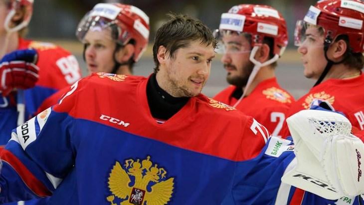 Российская Федерация разгромила Швецию вматче хоккейного Евротура— Убедительный реванш