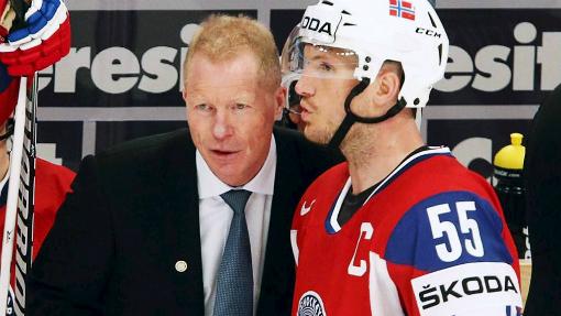 Рой Йохансен IIHF