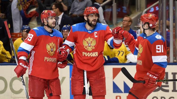 Хоккей америка прогноз россия