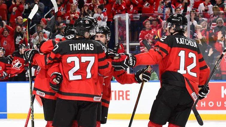 сша чемпионат прогноз канада мира хоккей 2018 на