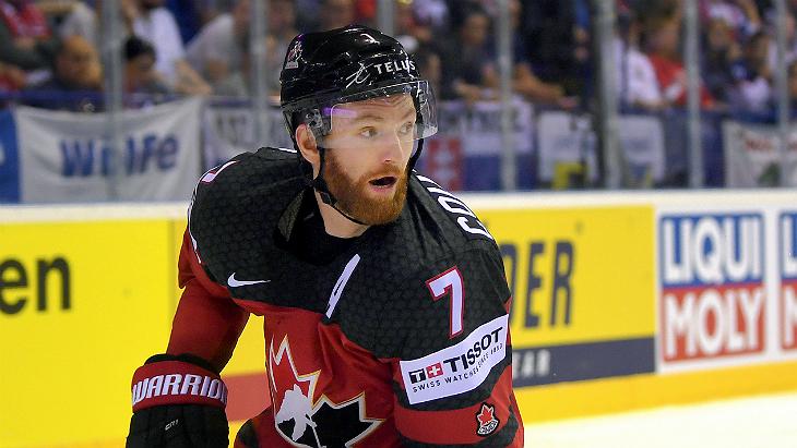 Форвард сборной Канады: У нас молодая команда, но мы приехали за золотом