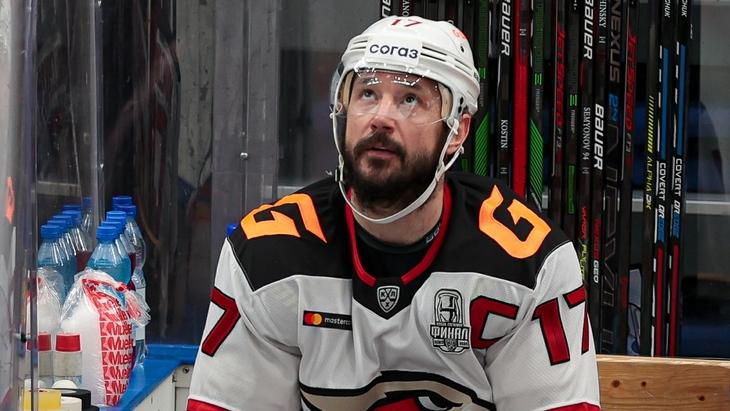 «Авангард» расстался с Ковальчуком и продлил контракты с тремя игроками