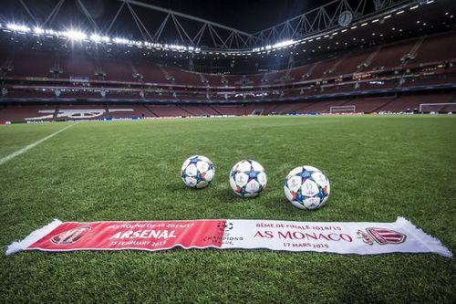 Футбол лига чемпионов арсенал монако онлайн