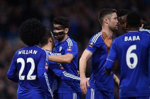 Челси ман сити: Манчестер Сити 5:1