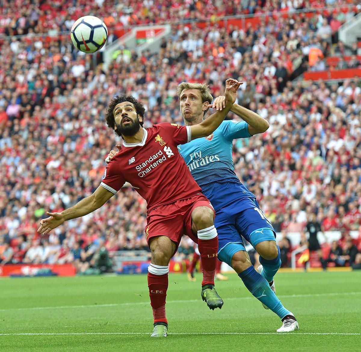 Прогноз на матч Ливерпуль - Арсенал 27 августа 2017
