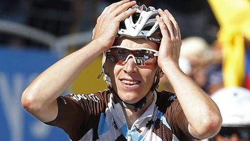 Исагирре победил на20-м этапе «Тур деФранс»