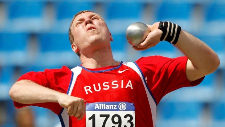 Паралимпийца Лесных дисквалифицировали на4 года— Допинговые скандалы