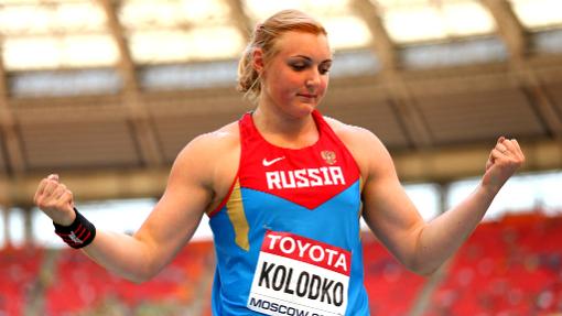 Россиянку Евгению Колодко лишили серебра ОИ-2012 втолкании ядра из-за допинга