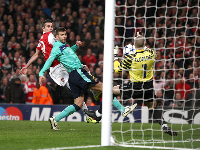Arsenal Barcelona Full Game Download