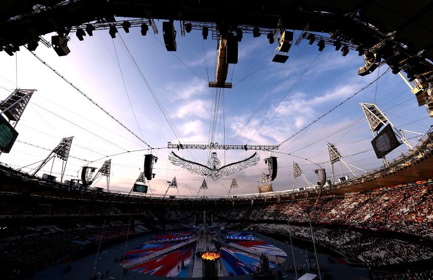 Церемония закрытия Олимпиады–2012. Медальный зачет.. закрытие олимпиады, медальный зачет, закрытие олимпийских игр, лондон 2012, церемония