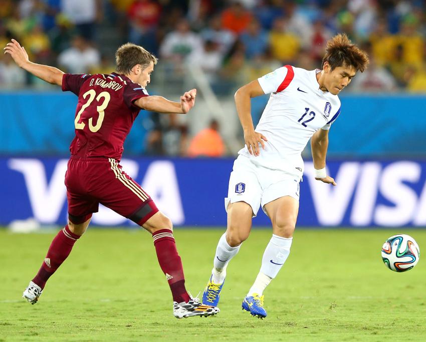 футбол чемпионат мира россия и корея
