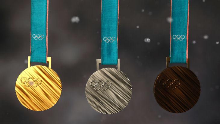 """Результат пошуку зображень за запитом """"картинки Олімпіада-2018 Медалі"""""""