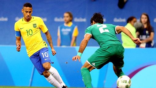 Олимпиада-2016. Бразилия несмогла обыграть Ирак
