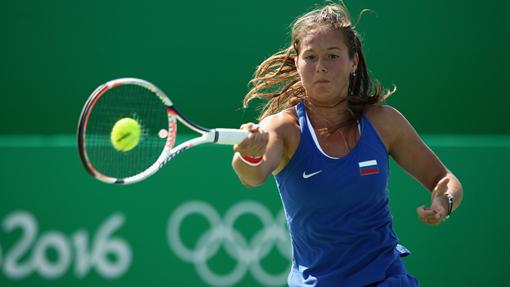 Теннисистки Касаткина иКузнецова вышли вследующий круг