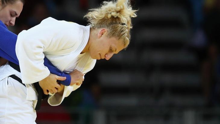 Дзюдо: олимпийской чемпионкой стала американка