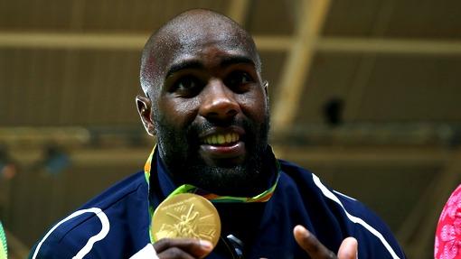 Дзюдо. Ринер— 2-кратный  олимпийский чемпион