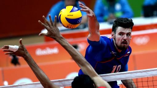 Сборная Российской Федерации поволейболу вышла вплей-офф Олимпиады