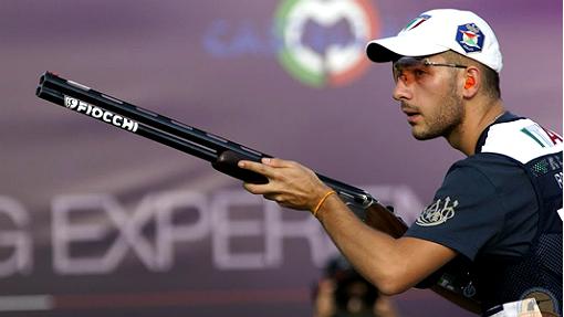 Итальянец Россетти стал олимпийским чемпионом вските