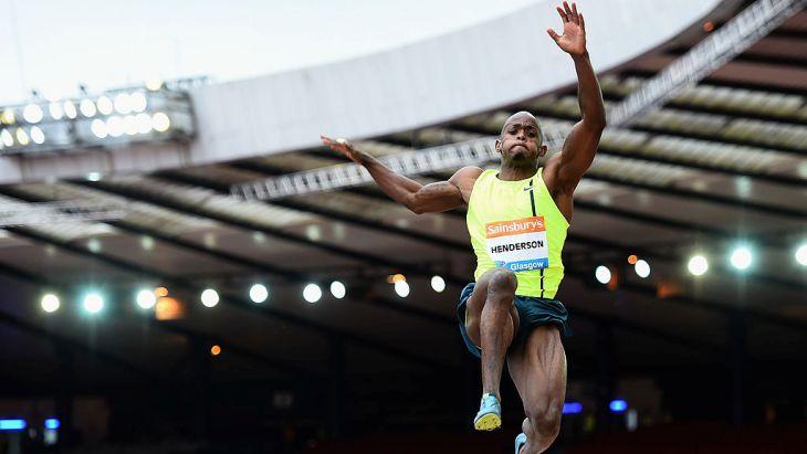 Американский прыгун вдлину принес Штатам очередное золото Игр