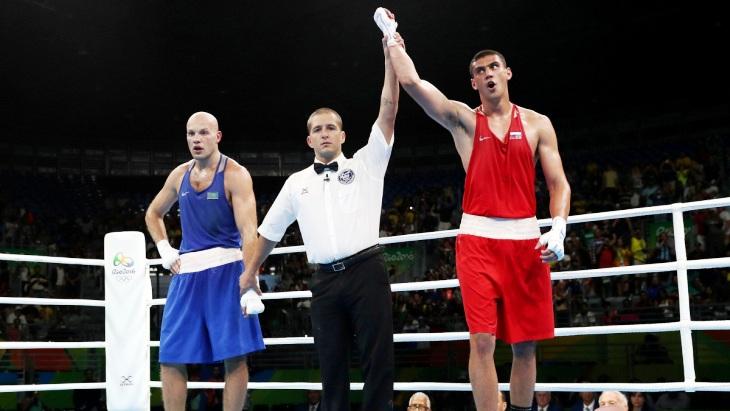 Болельщики освистали россиянина Евгения Тищенко после победы наИграх вРио