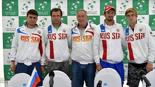 Голландия: Рублев иХасе откроют матч Кубка Дэвиса Российская Федерация