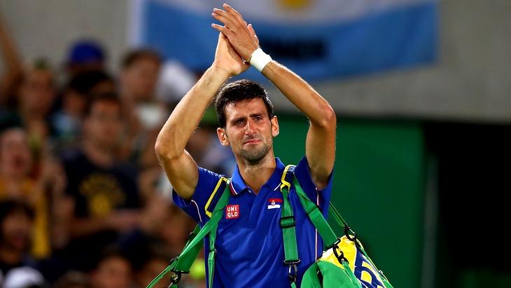 Новак Джокович вышел во 2-ой кругUS Open
