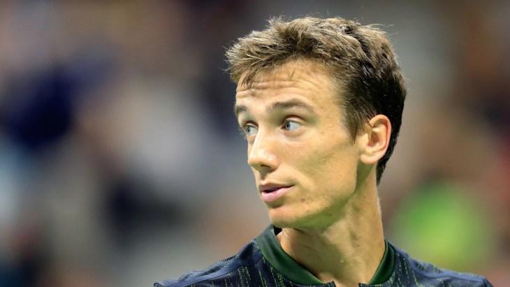 Швейцарский теннисист победил Джоковича вфиналеUS Open