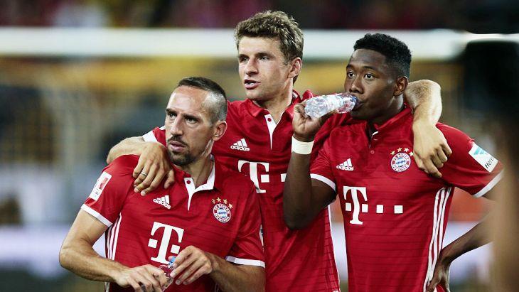 Вдебютном матче Анчелотти «Бавария» забила шесть безответных мячей