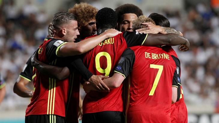 прогнозы футбол бельгия