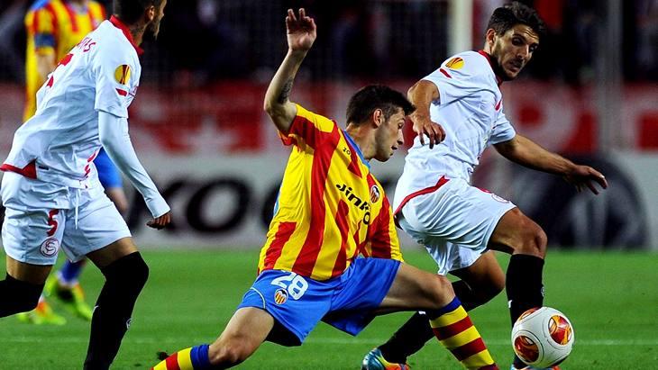На Севилья ставки матч Валенсия