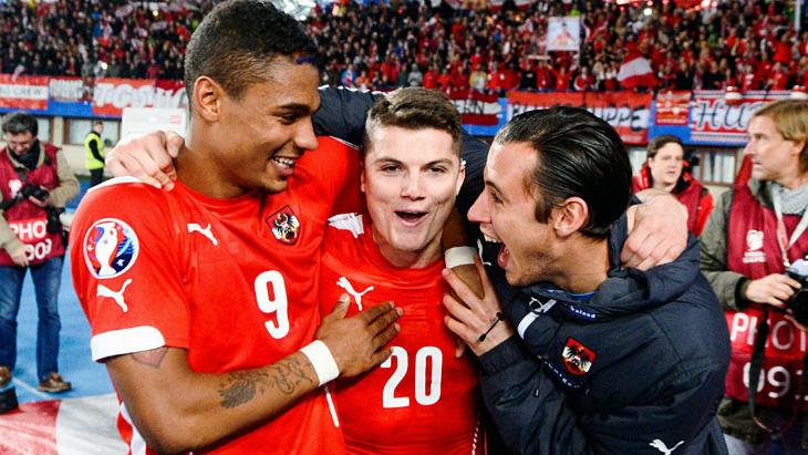 Австрия футбол черногория прогнозы