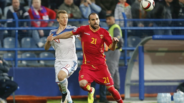 Прогноз на футбол россия черногория