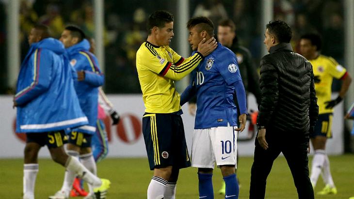 Прогноз исхода матча бразилия колумбия