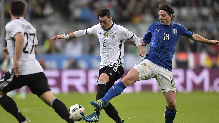 матч Италия Германия на ставки
