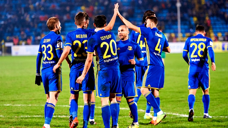 ставки на матч Ростов Порту