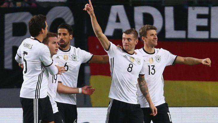 ставки на матч германия а