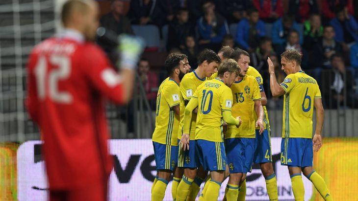 Прогноз на футбол на сегодня швеция