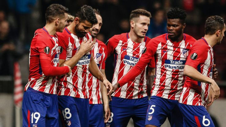 Прогноз на победителя Лиги Европы сезона 2017/18