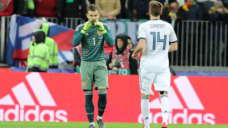 какие прогнозы по футболу о россии