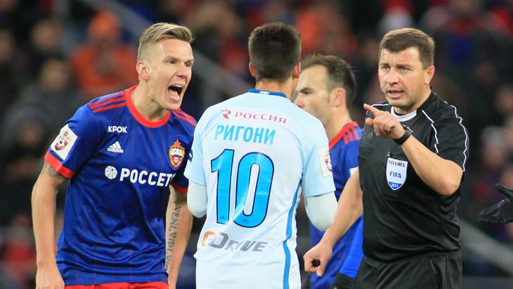 матч прогноз Москва на Зенит ЦСКА