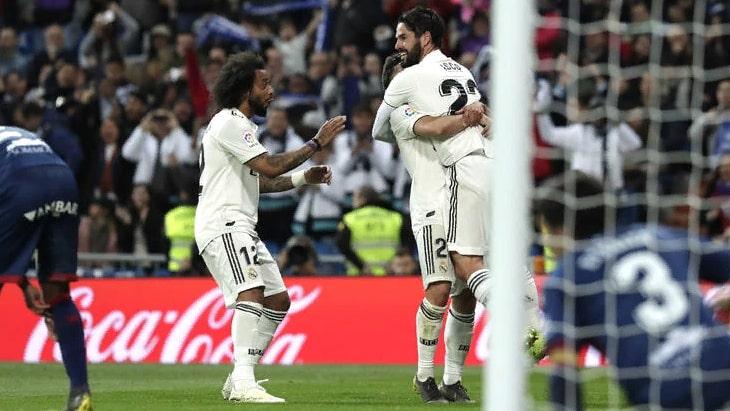 Прогноз на «Валенсия» — «Реал»
