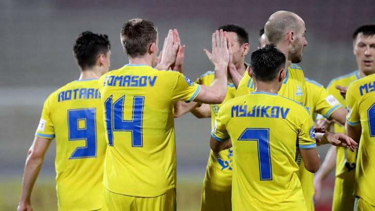 Сможет ли «Астана» подтвердить статус фаворита?. Новости футбола
