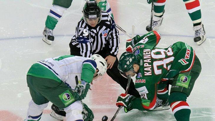 Ставки на хоккей ак барс и салават юлаев