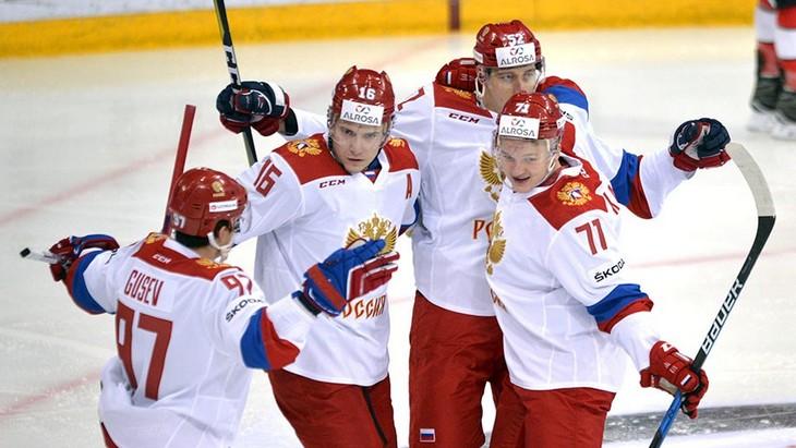 прогнозы на хоккей россия швеция сегодня