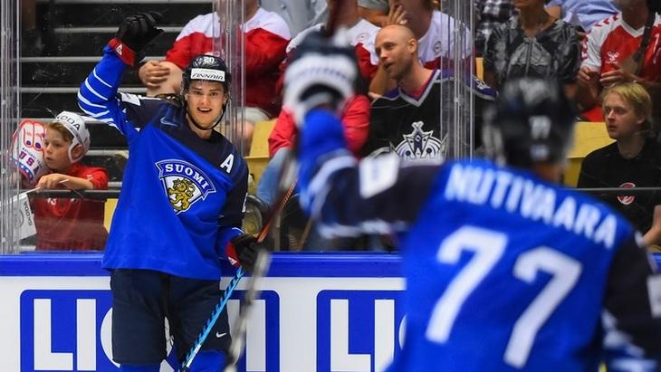Финляндия — Швейцария. Прогноз и ставки на матч чемпионата мира по хоккею 17 мая