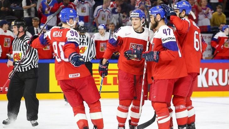 США — Чехия. Прогноз и ставки на матч чемпионата мира по хоккею 17 мая