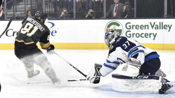 «Вегас» — «Виннипег». Прогноз и ставки на матч плей-офф НХЛ 19 мая