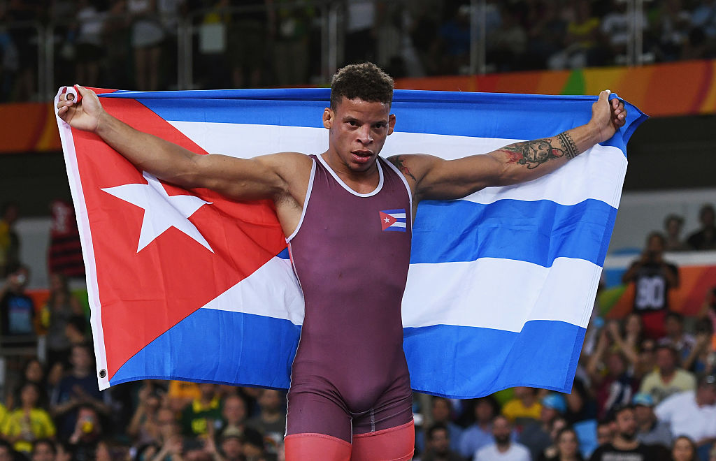 рыжие волшебные форма кубинских атлетов в рио фото отзывы, действительно